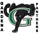 Gardena Senior High School  Logo